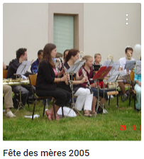 2005 fete des meres