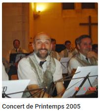 2005 concert printemps