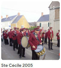 2005 sainte cecile