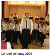 2006 concert artenay