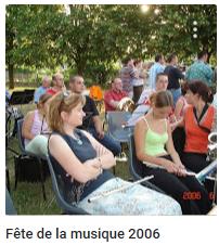2006 fete musique