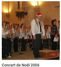 2006 concert noel