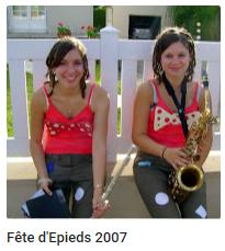 2007 fete epieds
