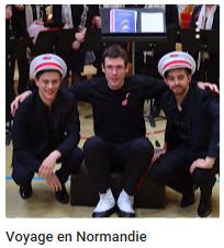 2015 normandie